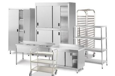 Мебель и оборудование из нержавеющей стали